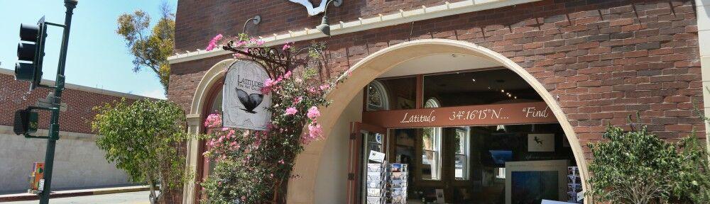 Latitudes Fine Art Photography Gallery in Ventura CA. Located at 401 E. Main Street.