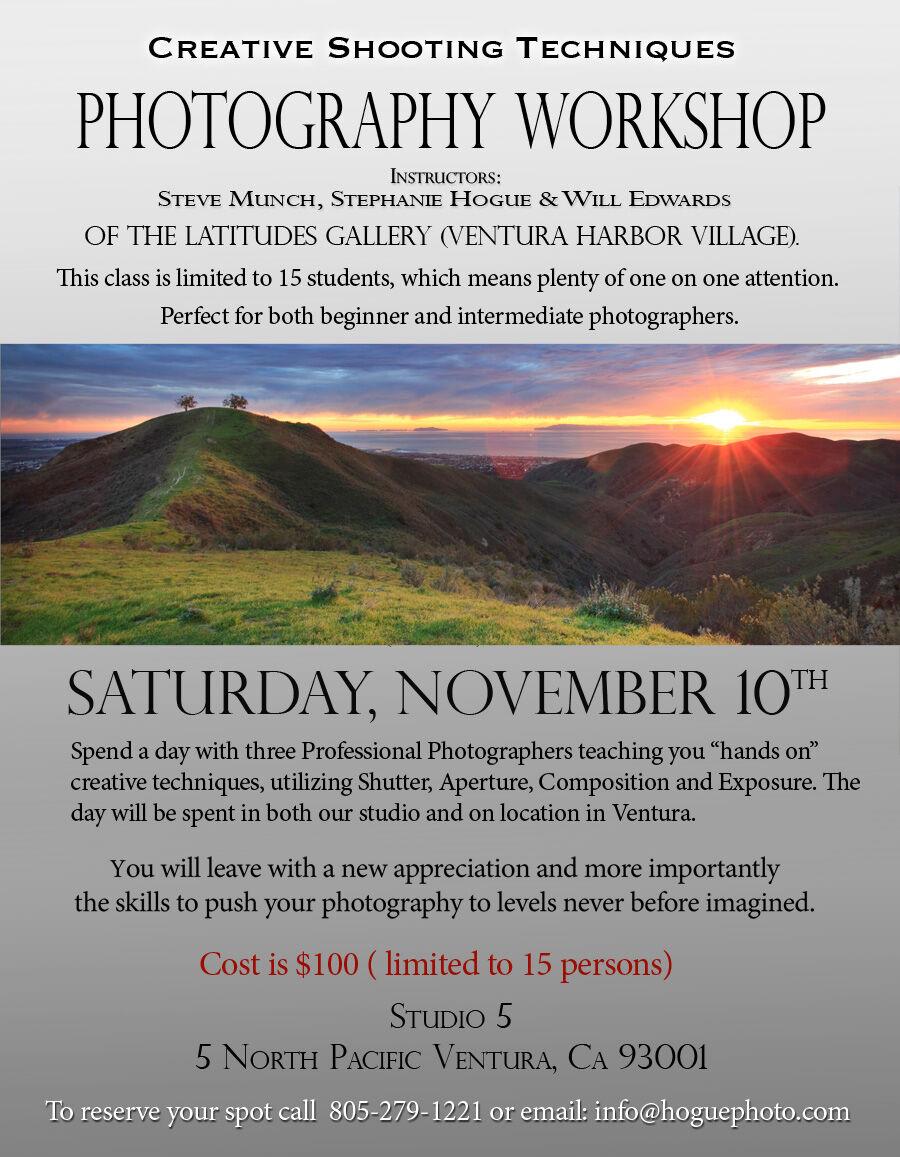Camera Fundamentals Workshop