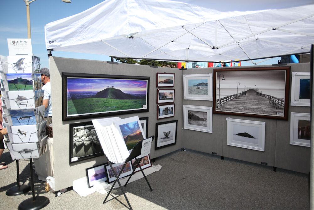 Latitudes Festival Booth