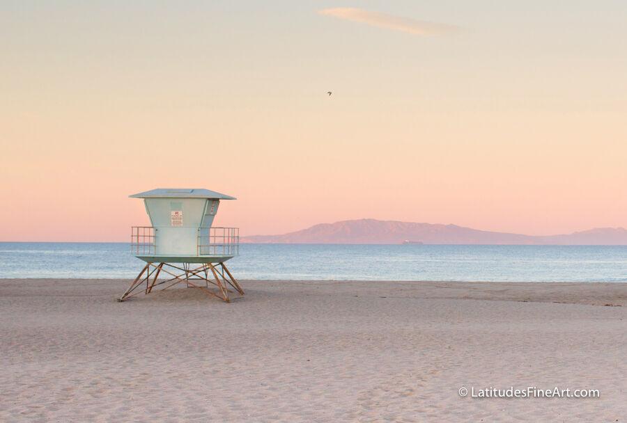 LifeGaurd Sunrise_Hoguephoto