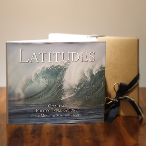 "Latitudes Coffee Table Book $49.95 ""Gallery Only Special""!"