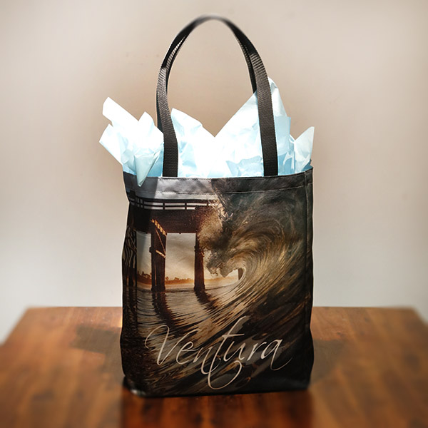 NEW!!! Ventura tote bags....perfect for your groceries!! $14.95 each