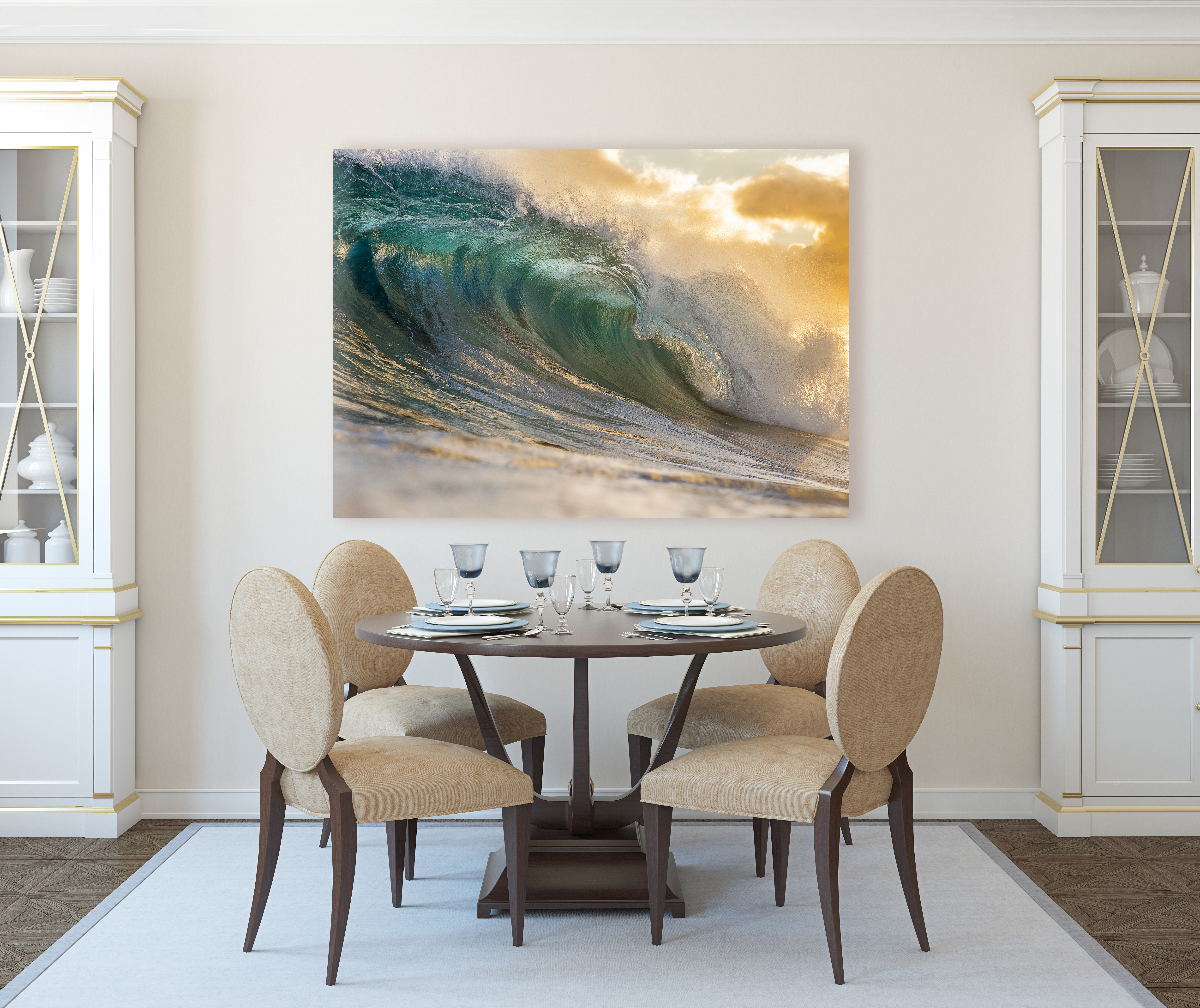 Transform your space with Art – Wave Photography